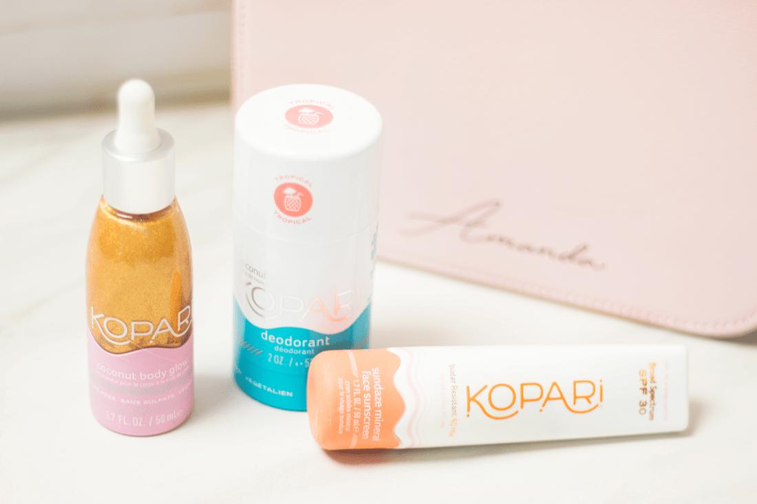 My Kopari Beauty Favorites | A Good Hue