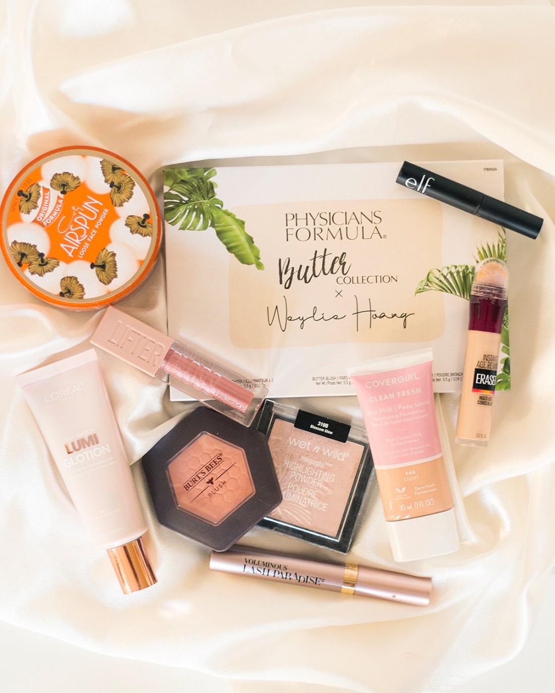 Affordable Drugstore Makeup Look | A Good Hue