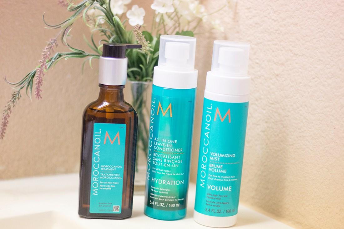 Moroccanoil Hair Treatments   A Good Hue