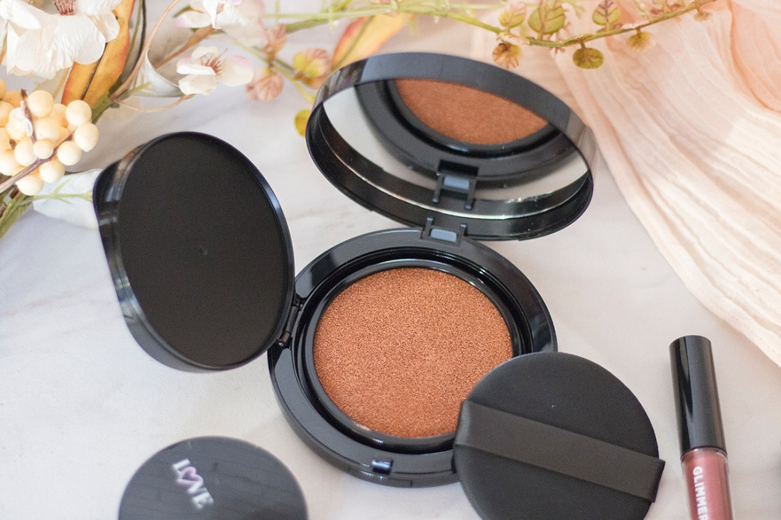 Colors of Love Sun-Kissed Cushion Bronzer Review | A Good Hue