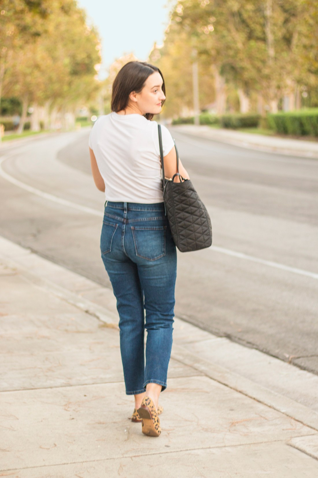 Casual Denim Outfit for Fall | A Good Hue