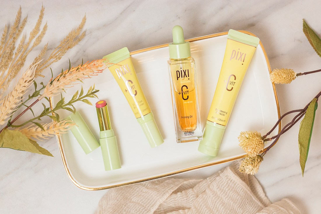 Review: Pixi Beauty +C VIT Collection | A Good Hue