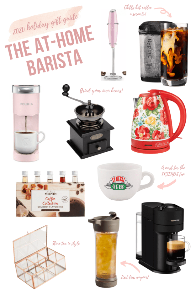 Gifts for the At-Home Barista   A Good Hue Blog
