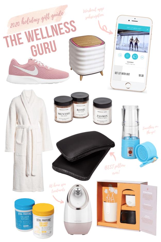 2020 Wellness Gift Guide   A Good Hue Blog