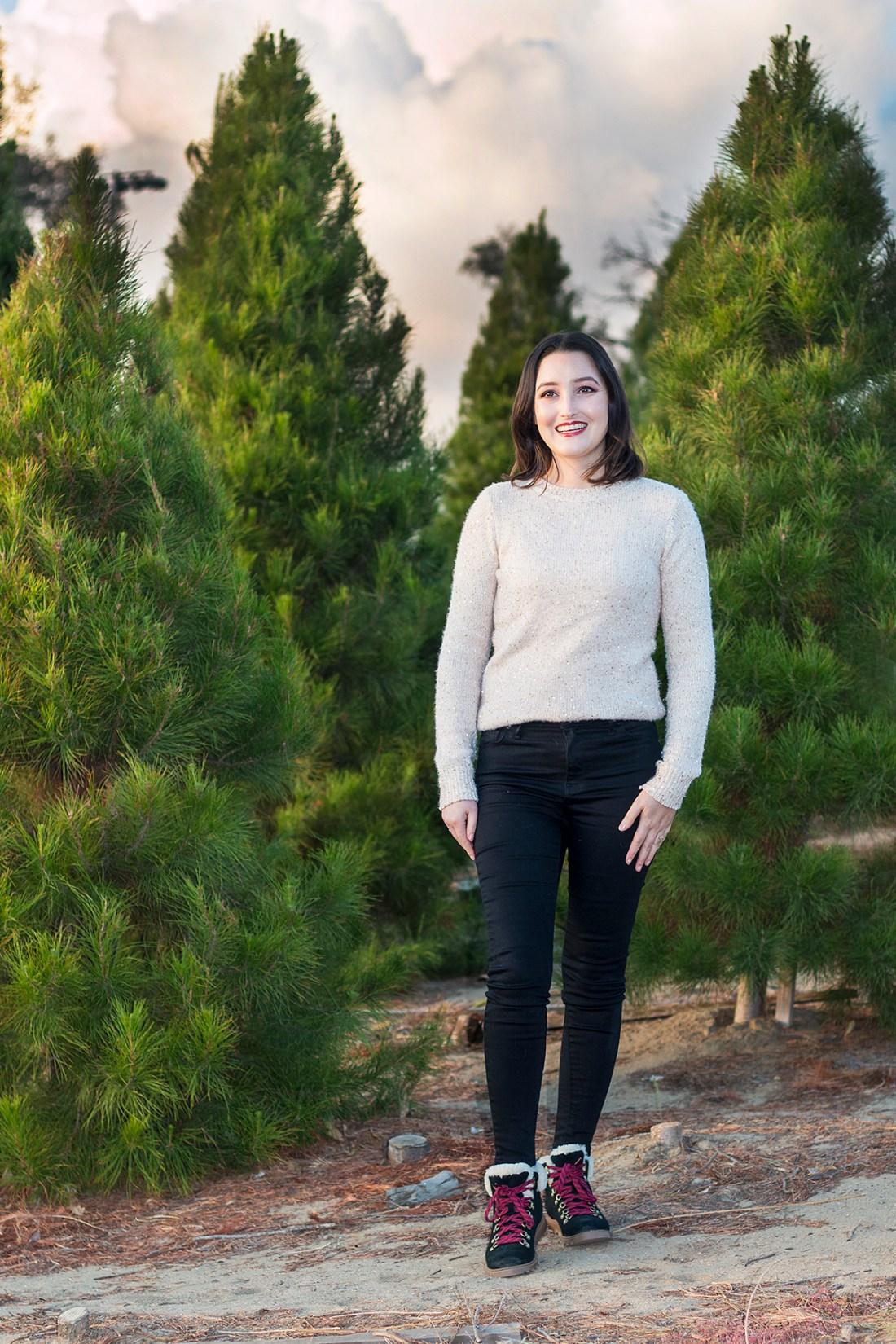 Christmas Conifers Christmas Tree Farm | A Good Hue