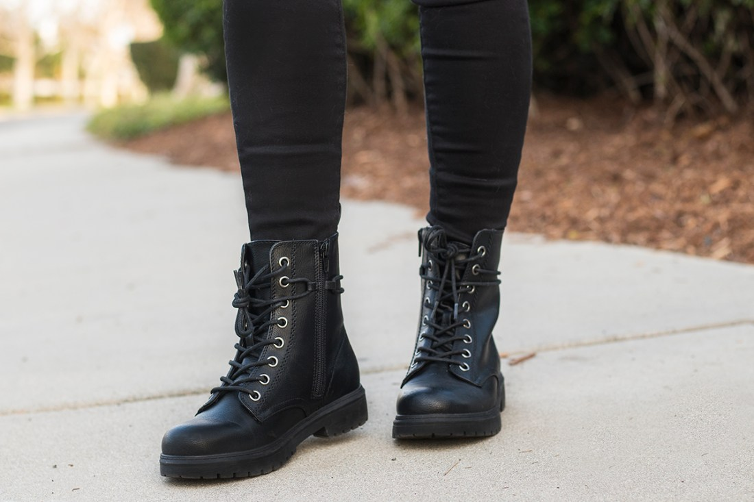 SO Bowfin Combat Boots | A Good Hue