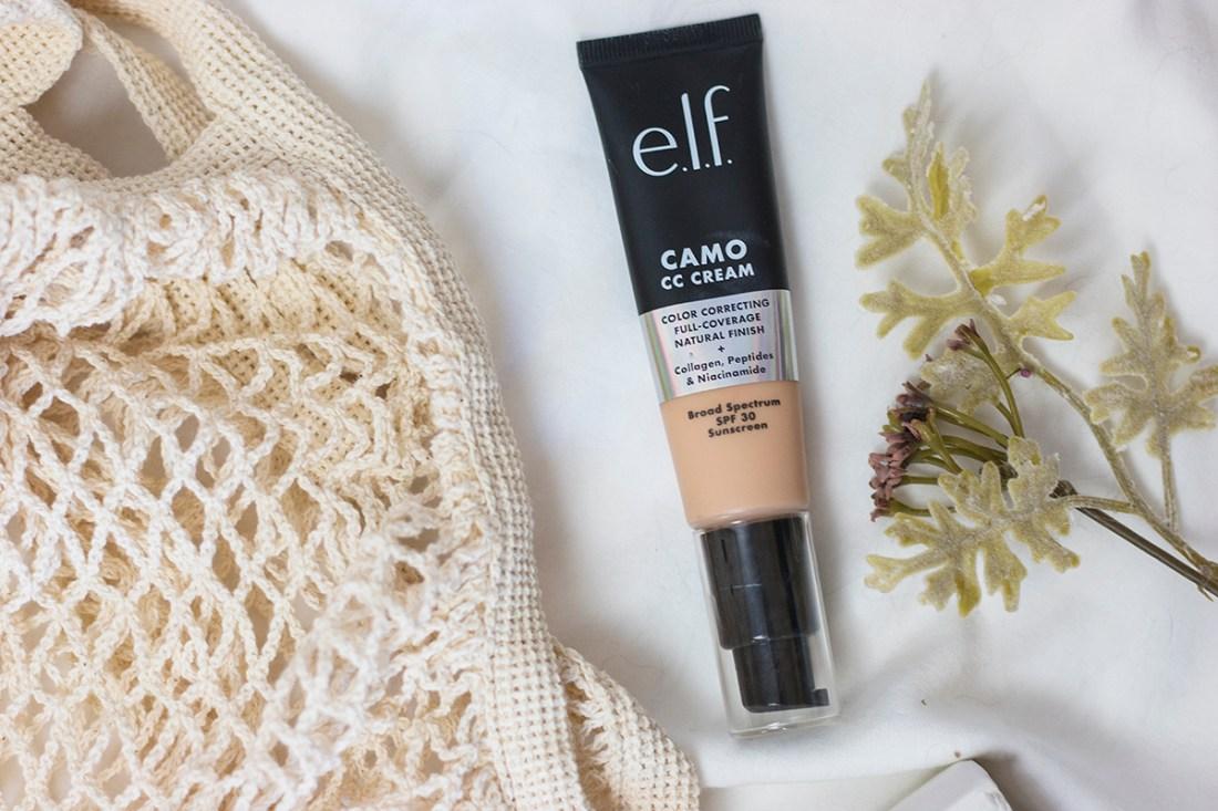 e.l.f. Camo CC Cream Review | A Good Hue