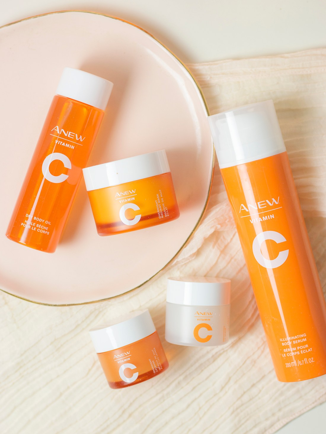 Review: Avon Anew Vitamin C   A Good Hue