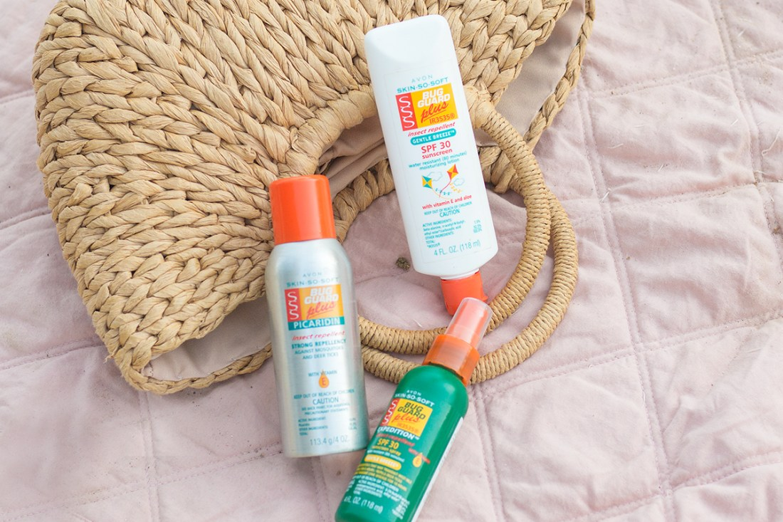 AVON Skin-So-Soft Bug Guard Collection Review | A Good Hue