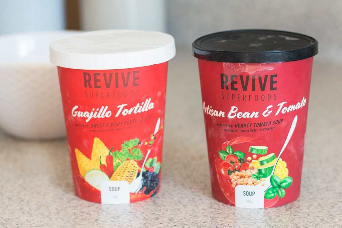 Super soups from Revive Superfoods   A Good Hue