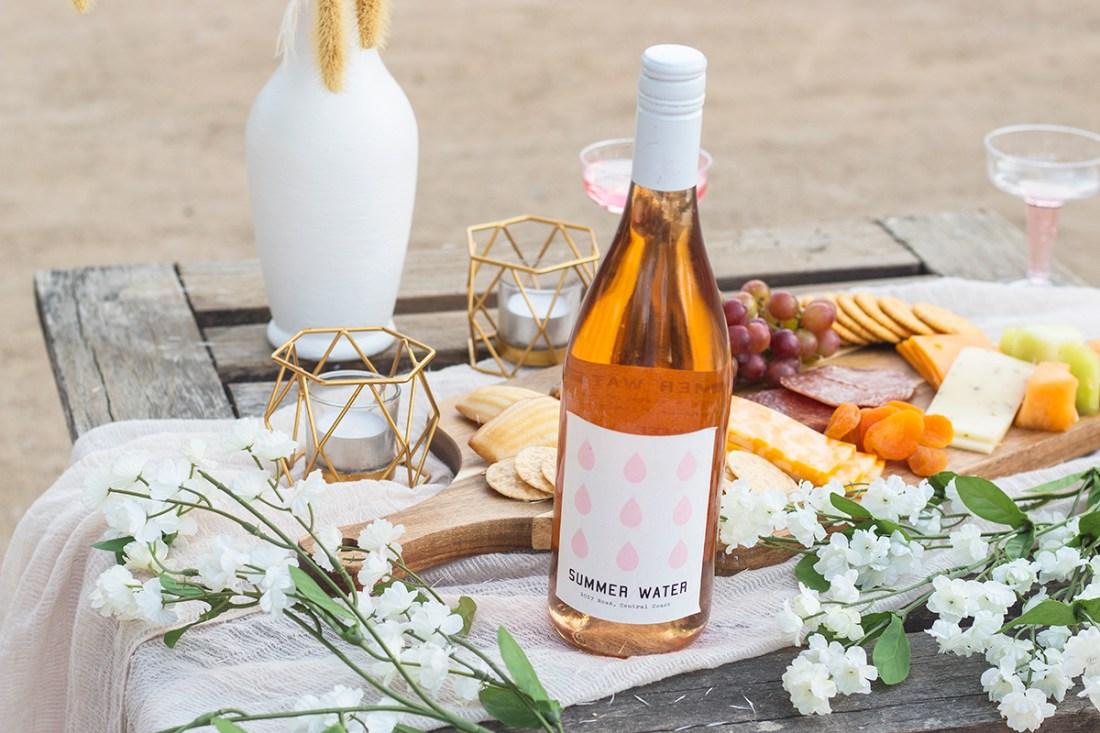 Summer Water Rosé | A Good Hue