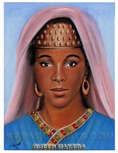 La Vraie Histoire De La Reine De Saba : vraie, histoire, reine, Makeda,, Reine, Saba!, Agooɖojie