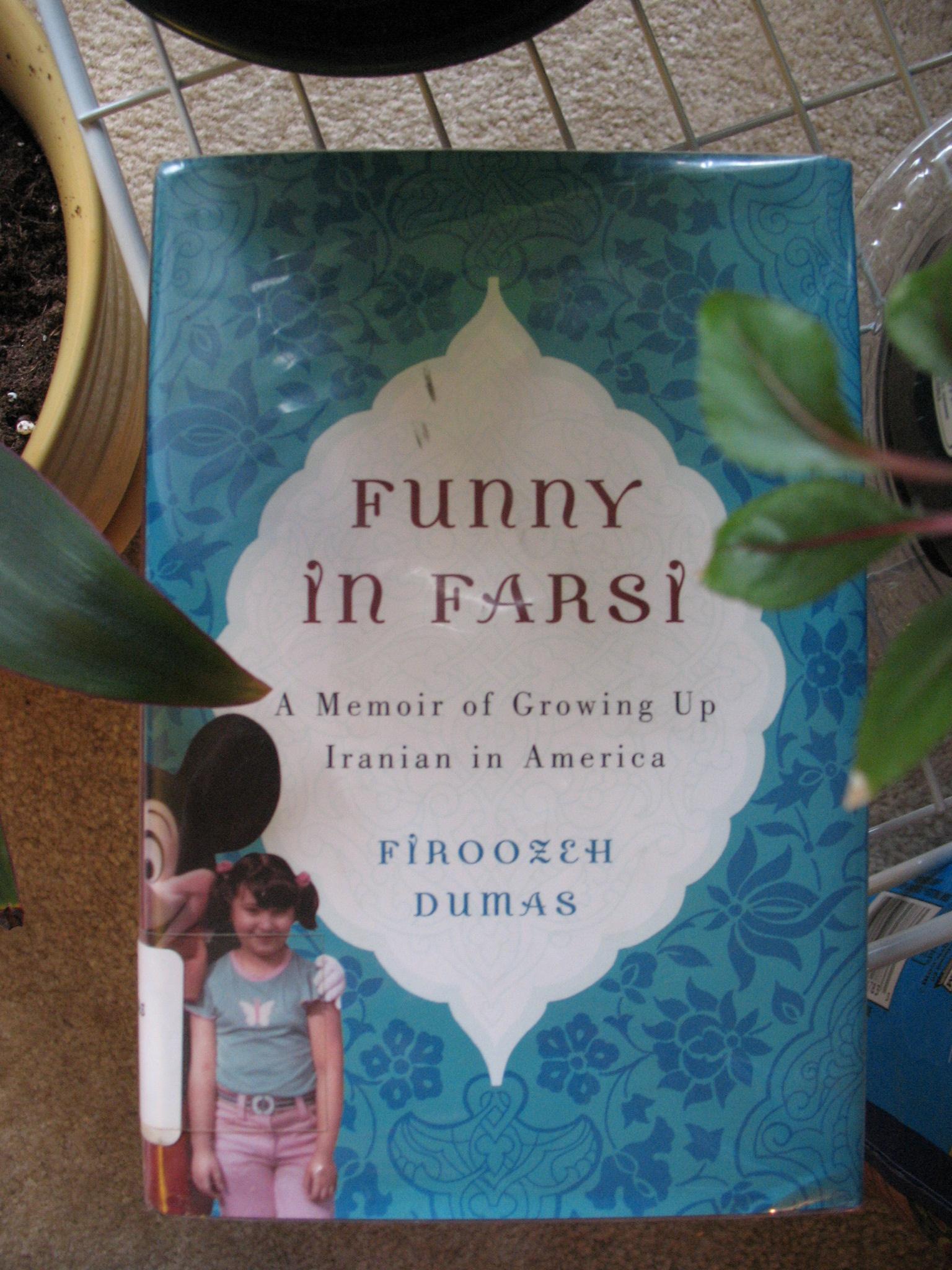 Funny In Farsi Summary : funny, farsi, summary, Funny, Farsi, Firoozeh, Dumas, Stopping, Point