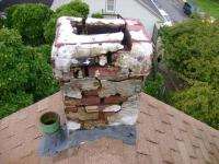Leaking Chimney and Masonry - Antrim's A Good Sweep ...