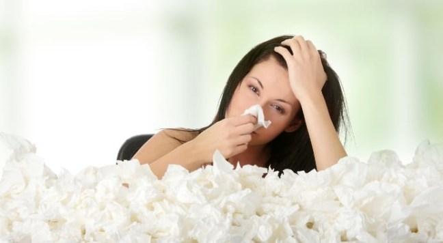 Allergie4 fazzoletti donna