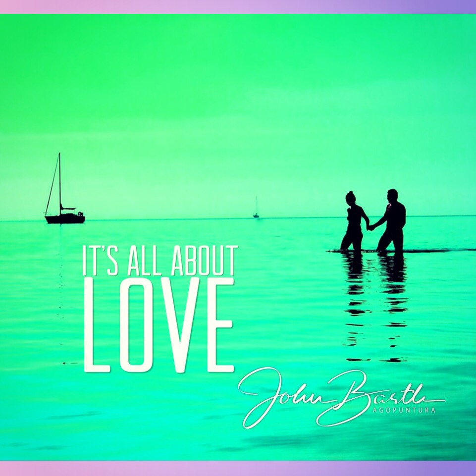 it's all about love. Dipende tutto dall'amore