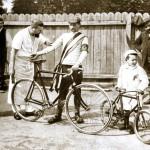 Maurice Garin, vencedor del Tour en 1903
