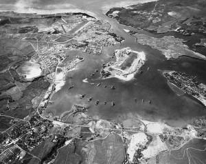 Pearl harbour antes del ataque japones