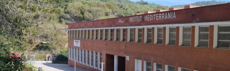 Imatge exterior de l'institut Mediterrània