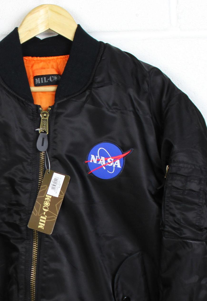 NASA MA 1 Bomber Jacket