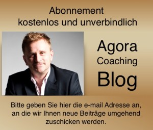 Abonnement Agora Coaching Blog