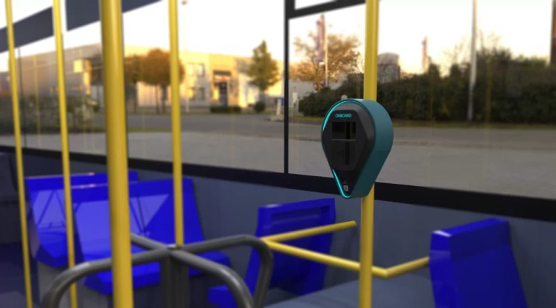 bilhetagem digital onboard mobility