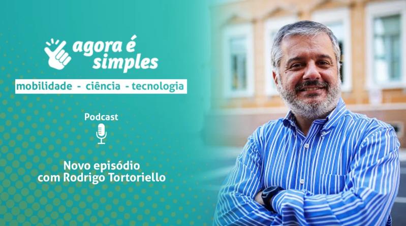 Podcast com Rodrigo Tortoriello