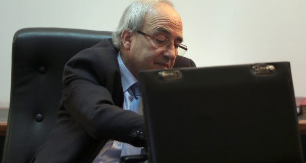الجميع ينتظر قرار وزير العدل Agoraleaks