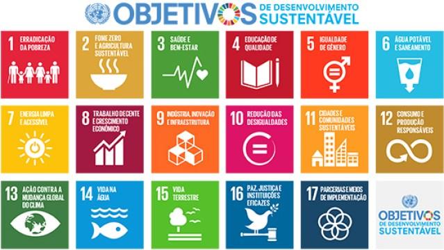 Resultado de imagem para Objetivos de Desenvolvimento Sustentável- ODS
