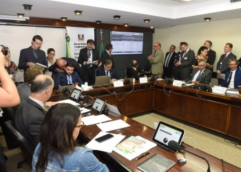 Reunião extraordinária aconteceu nesta terça-feira. Foto: Vinicius Reis/Divulgação
