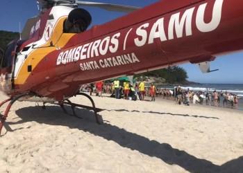 Foto: Corpo de Bombeiros de Santa Catarina