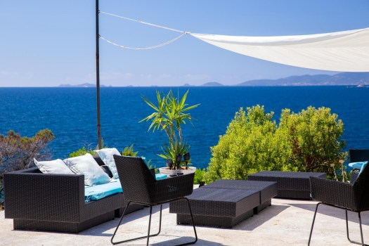 TERRASSE VUE MER IMMOBILIER CORSE