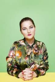 Portrait Photo von Ágota Dimén