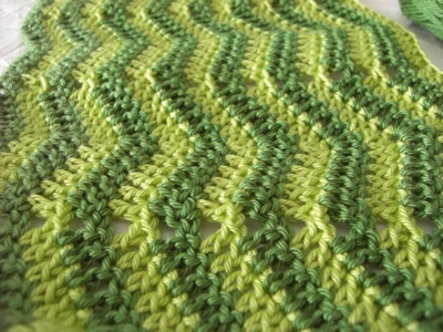 nappe crochet