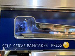 Pancake robot doing it's thing