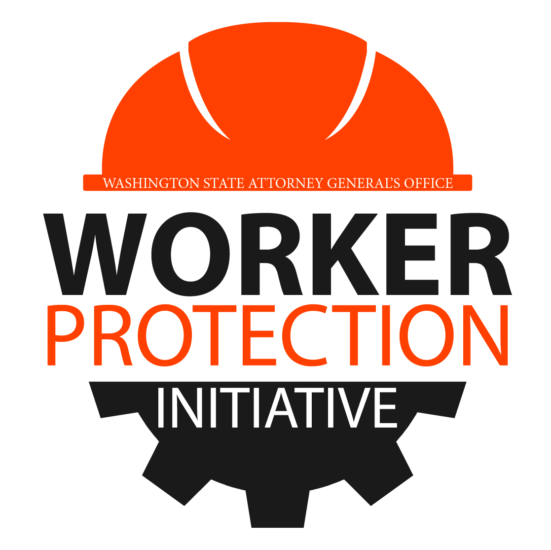 Attorney General's Office Worker Protection Initiative Logo