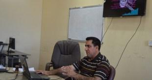 دورة تدريبية استخدام تطبيقات الاستشعار عن بعد