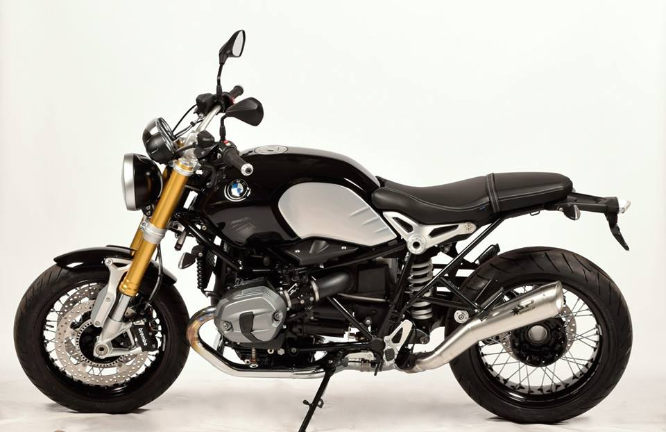 BMW R NINE T – Escapes Spark Exhaust Technology