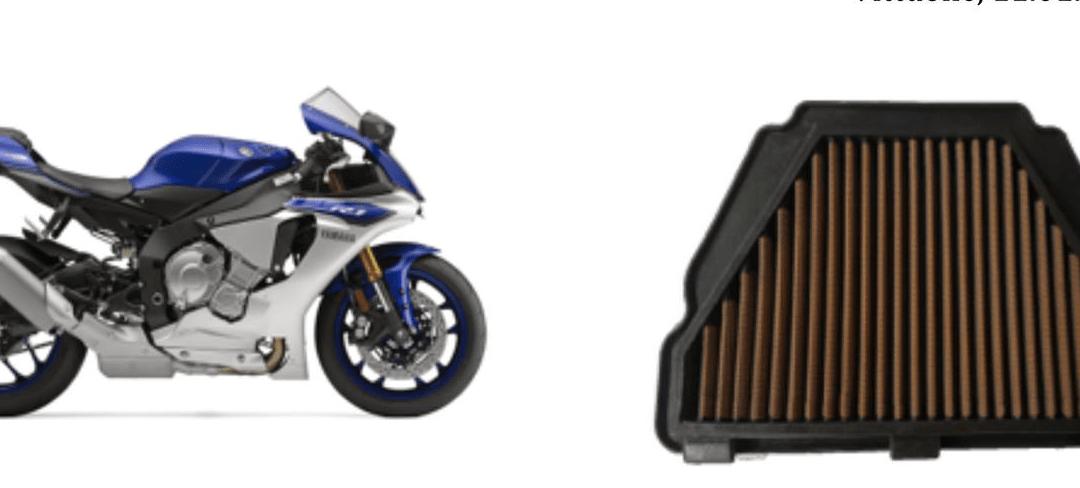 Sprint Filter para Yamaha YZR-R1 2015