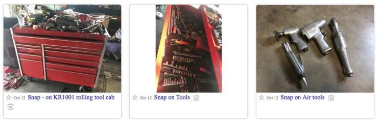 How To: Get Used Snap On Tools Cheap (Illustrated Guide