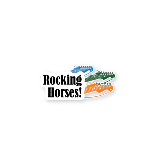 Logo for Rocking Horses.