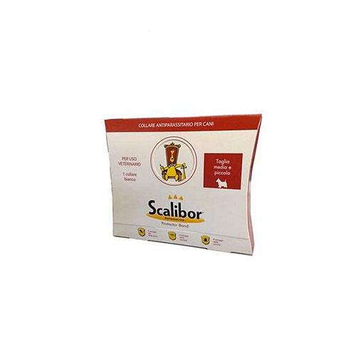 Collare antiparassitario-Scalibor-taglia media piccola - Certaldo