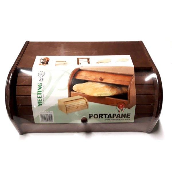 Portapane in legno -Certaldo