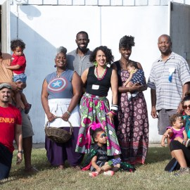 Earthseed Land Collective:  Farmers of Color Create Space for Collective Living & Liberation on the Land