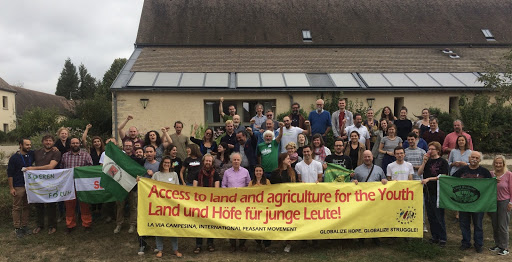 Struggles and Strategies of the Farmland Trust Movement Across Europe