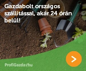 Profigazda.hu - Gazdabolt
