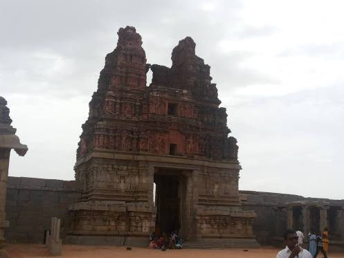 Entrance of the Vitthala Temple