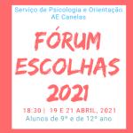 Fórum Escolhas 2021