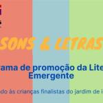 "Projeto do SPO – ""Sons & Letras"""