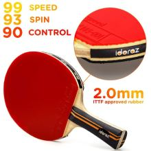 Idoraz Table Tennis Paddle Feature
